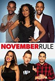 Watch Free November Rule (2015)