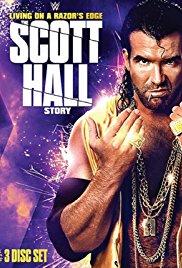 Watch Free Scott Hall: Living on a Razors Edge (2016)
