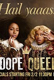 Watch Free 2 Dope Queens (2018)