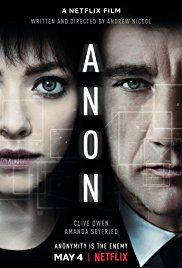 Watch Free Anon (2018)