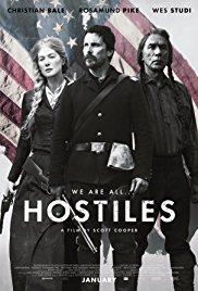 Watch Free Hostiles (2017)