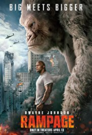 Watch Free Rampage (2018)