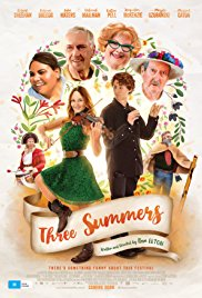 Watch Free Three Summers (2017)