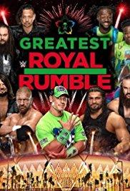 Watch Free WWE Greatest Royal Rumble( 2018)