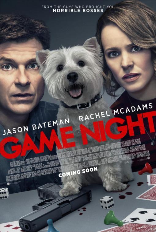 Watch Free Game Night (2018)