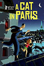 Watch Free A Cat in Paris (2010)