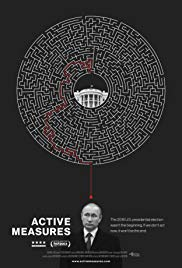 Watch Free Active Measures (2018)