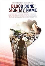 Watch Free Blood Done Sign My Name (2010)