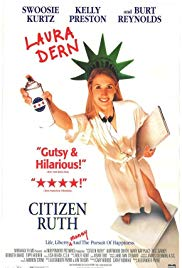 Watch Free Citizen Ruth (1996)