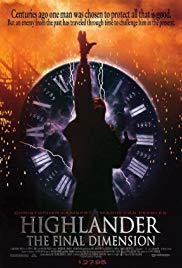 Watch Free Highlander: The Final Dimension (1994)