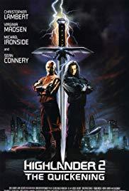 Watch Free Highlander II: The Quickening (1991)