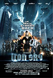 Watch Free Iron Sky (2012)