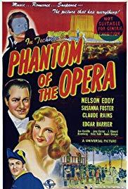 Watch Free Phantom of the Opera (1943)