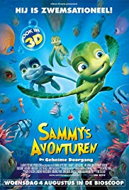 Watch Free A Turtles Tale: Sammys Adventures (2010)