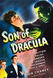 Watch Free Son of Dracula (1943)