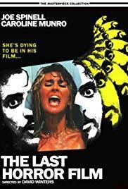 Watch Free The Last Horror Film (1982)