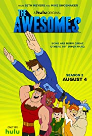 Watch Free The Awesomes (2013 2015)