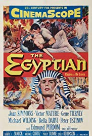 Watch Free The Egyptian (1954)