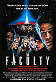 Watch Free The Faculty (1998)