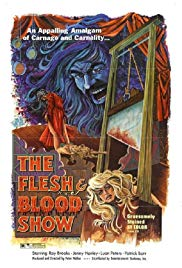 Watch Free The Flesh and Blood Show (1972)