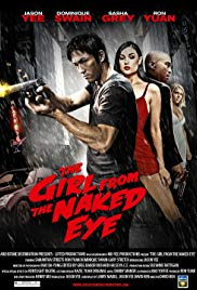 Watch Free The Girl from the Naked Eye (2012)