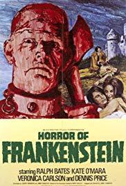 Watch Free The Horror of Frankenstein (1970)