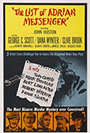 Watch Free The List of Adrian Messenger (1963)