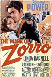 Watch Free The Mark of Zorro (1940)