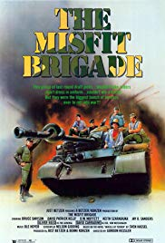 Watch Free The Misfit Brigade (1987)