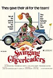 Watch Free The Swinging Cheerleaders (1974)