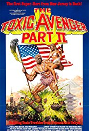 Watch Free The Toxic Avenger Part II (1989)