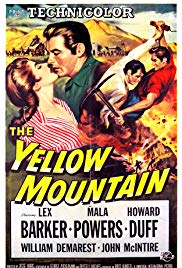 Watch Free The Yellow Mountain (1954)