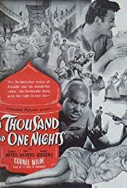 Watch Free A Thousand and One Nights (1945)