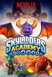 Watch Free Skylanders Academy (2016)