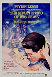 Watch Free The Roman Spring of Mrs. Stone (1961)