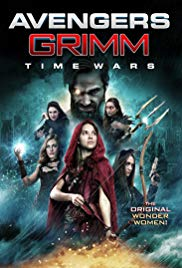 Watch Free Avengers Grimm: Time Wars (2018)