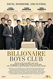 Watch Free Billionaire Boys Club (2018)