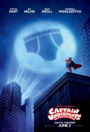 Watch Free Captain Underpants: The First Epic Movie (2017)