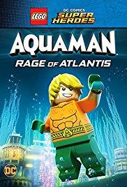 Watch Free LEGO DC Comics Super Heroes: Aquaman - Rage of Atlantis (2018)