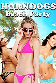 Watch Free Horndogs Beach Party (2018)
