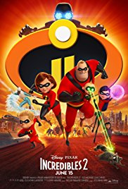 Watch Free Incredibles 2 (2018)