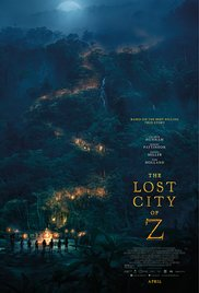 Watch Free The Lost City of Z (2016)