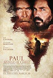 Watch Free Paul, Apostle of Christ (2018)