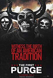Watch Free The First Purge (2018)