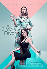 Watch Free A Simple Favor (2018)