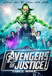 Watch Free Avengers of Justice: Farce Wars (2018)