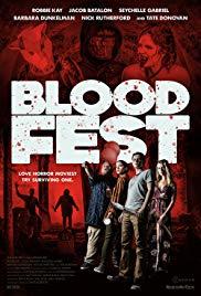 Watch Free Blood Fest (2018)