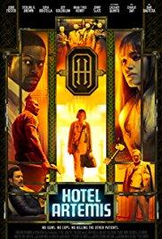 Watch Free Hotel Artemis (2018)