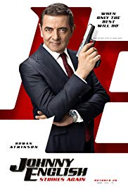 Watch Free Johnny English Strikes Again (2018)