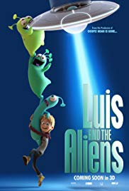Watch Free Luis & the Aliens (2018)